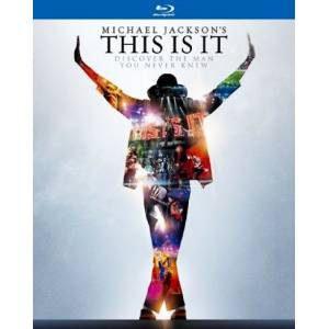 Michael Jackson - This Is It [Blu-ray]