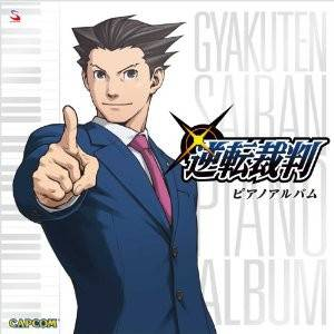 Gyakuten Kenji / Ace Attorney Piano Album [OST]