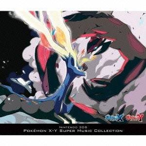 Pokemon X/Y Super Music Collection [OST]