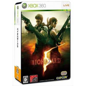 BioHazard 5 / Resident Evil 5 - Deluxe Edition [X360 - Used Good Condition]