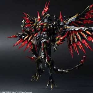 Final Fantasy - Bahamut [Variant Play Arts Kai]