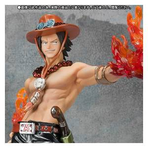 One Piece Portgas D. Ace Special Color Edition - Edition Limitée [Figuarts Zero]