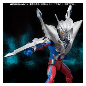 Ultraman Zero (Ultimate Zero) (Limited Edition) [Ultra-Act]