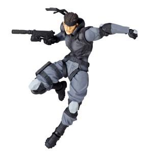 Metal Gear Solid - Solid Snake [Revol Mini]