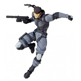 Metal Gear Solid - Solid Snake [Revol Mini]