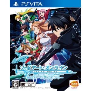 Sword Art Online Hollow Fragment - Standard Edition [PS Vita]
