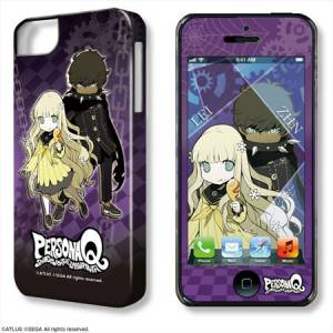 Persona Q Shadows of the Labyrinth - Type 3 iPhone Case & Protection Sheet [Goods]