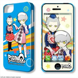 Persona Q Shadows of the Labyrinth - Type 5 iPhone Case & Protection Sheet [Goods]