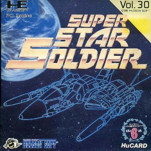 Super Star Soldier [PCE - used good condition]