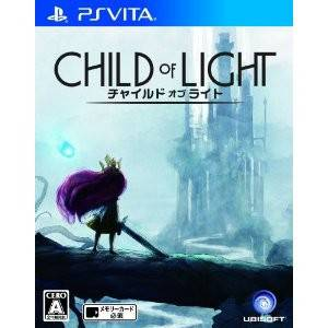 FREE SHIPPING - Child of Light - Special Edition [PS Vita]