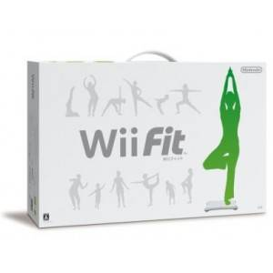 Wii Fit + Balance Board [Wii - Used Good Condition]