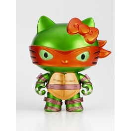 Teenage Mutant Ninja Turtles - Michelangelo [Mutant Kitty]