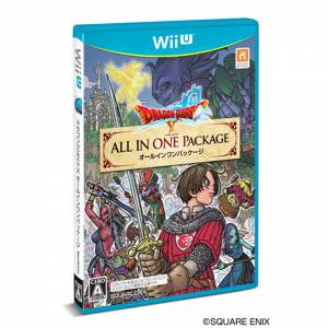 Dragon Quest X - All in One Package [Wii U]