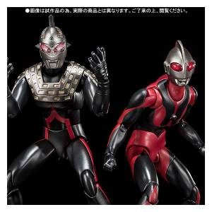 Ultraman Dark (SD) & Ultraseven Dark (SD) - Limited Edition[ULTRA ACT]