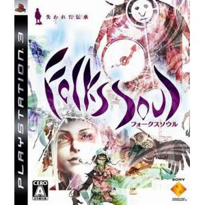 Folks Soul / Folklore [PS3 - Used Good Condition]