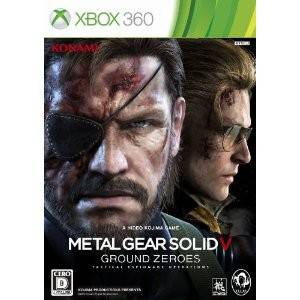 Metal Gear Solid V Ground Zeroes [X360 - Occasion BE]