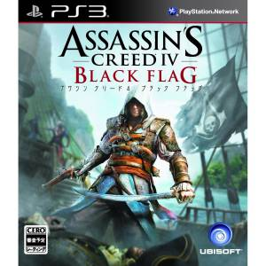 Assassin's Creed IV Black Flag [PS3 - Used Good Condition]