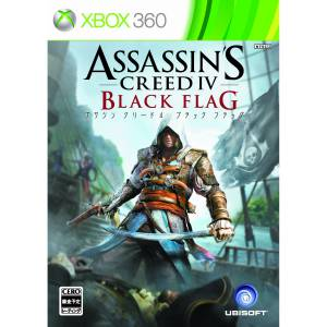 Assassin's Creed IV Black Flag [X360 - Used Good Condition]