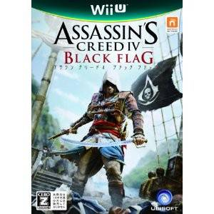 Assassin's Creed 4 Black Flag [Wii U - Occasion]