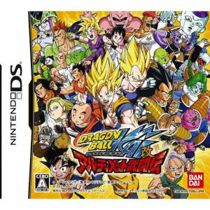 Dragon Ball Kai Ultimate Butouden [NDS - Used Good Condition]