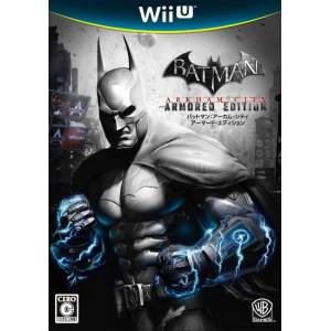 Batman Arkham City - Armored Edition [Wii U - USed]