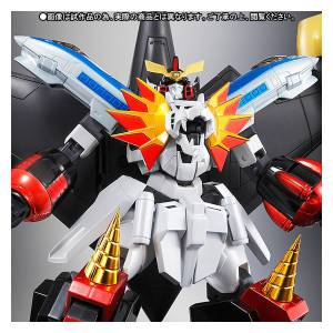 RepliGaoGaiGar & Victory Key Set 5 - Limited Edition[Super Robot Chogokin]