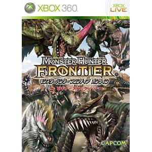 Monster Hunter Frontier Online (Beginner's Package) (Xbox 360)