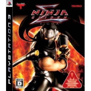Ninja Gaiden Sigma [PS3 - Used Good Condition]