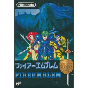 Fire Emblem Gaiden [FC - Used Good Condition]