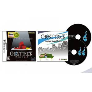 Ghost Trick + OST [eCapcom Limited/ NDS]