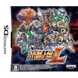Super Robot Taisen L [NDS - Used Good Condition]