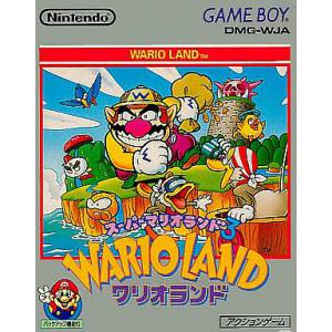 Wario Land - Super Mario Land 3 [GB - Used Good Condition]