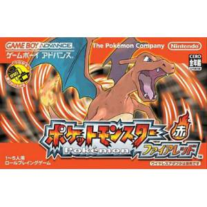 Pocket Monster - Fire Red / Pokemon Rouge Feu [GBA - occasion BE]