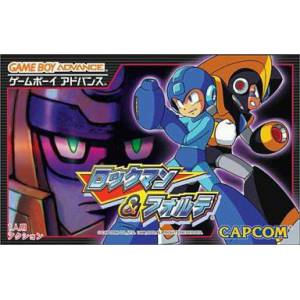 Rockman & Forte / Megaman & Bass [GBA - occasion BE]