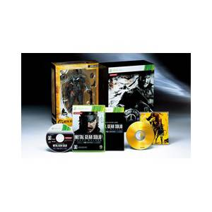 Metal Gear Solid Peace Walker HD Edition - Premium Package [X360 - Used]