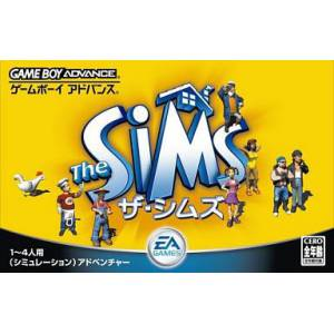 The Sims / The Sims - Bustin' Out [GBA - Used Good Condition]
