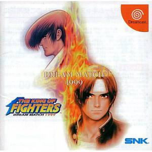 The King Of Fighters - Dream Match 1999 [DC - occasion BE]