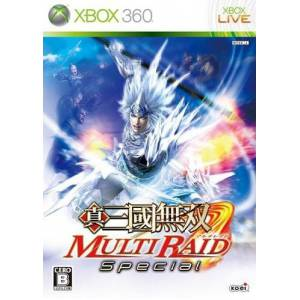 Shin Sangoku Musou Multi Raid Special [X360 - Used Good Condition]