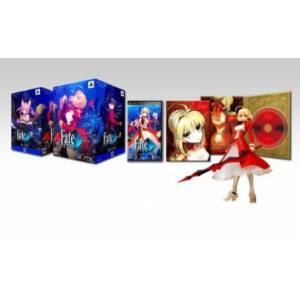 Fate / Extra - Type Moon Box limited edition + Figma SP-009 [PSP]