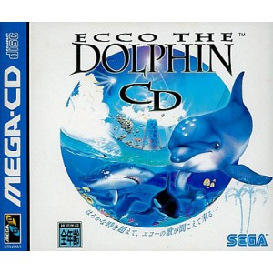 Ecco The Dolphin CD [MCD - Used Good Condition]