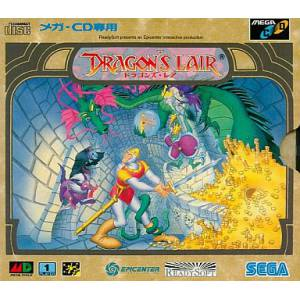 Dragon's Lair [MCD - occasion BE]