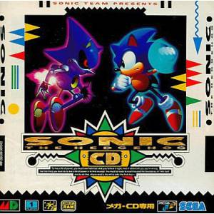 Sonic The Hedgehog CD [MCD - occasion BE]