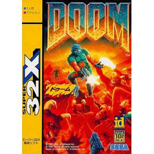 Doom [32X - occasion BE]