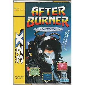 After Burner Complete [32X - Used Good Condition]