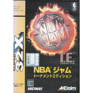 NBA Jam Tournament Edition [32X - Used Good Condition]