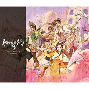 Romancing SaGa 3 Original Soundtrack - REMASTER - (3 CD) [OST]