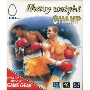 Heavy Weight Champ [GG - Used Good Condition]