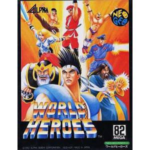 World Heroes [NG AES - Used Good Condition]