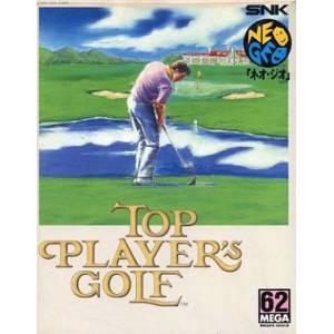 Top Player's Golf [NG AES - Used Good Condition]
