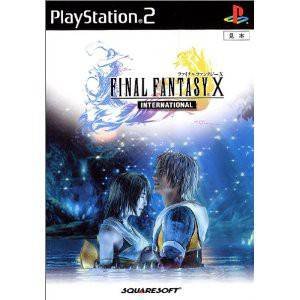 Final Fantasy X International [PS2 - brand new]